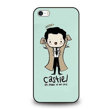 CASTIEL ANGEL OF THE LORD iPhone SE Case Cover