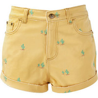 Peyote Wild Shorts, Drop Dead Clothing