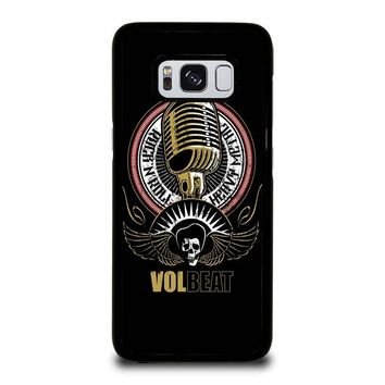 VOLBEAT HEAVY METAL Samsung Galaxy S8 Case Cover
