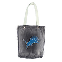 Detroit Lions NFL Vintage Denim Shopper