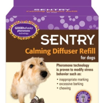 Sentry Calm Diffuser Dog -  Refill For Ic02132