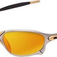 Rare Oakley X Metal 24K XX serialized (no juliet no romeo)
