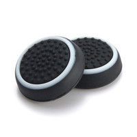 2016 New Arrival Replacement Silicone Thumbsticks Joystick Cap Cover for PS3/PS4/XBOX ONE/XBOX 360 Wireless Controllers