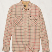 OBEY Vargas Flannel Button-Down Shirt - Urban Outfitters
