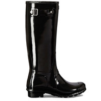 Hunter Original Tall - Gloss Black Rain Boot