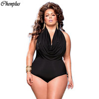 2015 new Arrival women big size swimsuit plus size swimwear one piece monokini summer sytle ruffle front