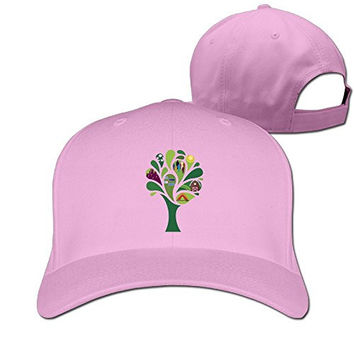 ZULA Cool Unisex-Adult MSU CSUS Logo Michigan State University Summer Visor Cap Pink