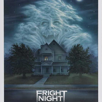 Fright Night 11x17 Movie Poster (1985)