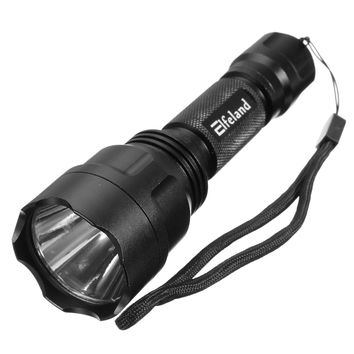 Ultra-Value! Waterproof 5 mode 2000 Lumen LED Aluminum Flashlight