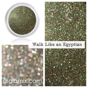 Walk Like An Egyptian Glitter Pigment