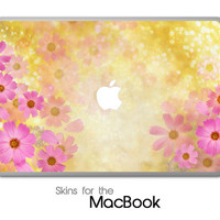 "Flowerland Skin for the MacBook 11"", 13"" or 15"""