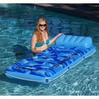 Solstice Swimline Sumo Float Pool Mattress | Overstock.com Shopping - The Best Deals on Inflatables