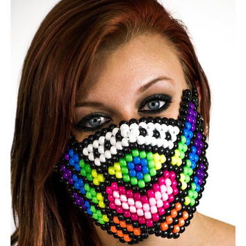 PLUR Warrior Full Size Mask