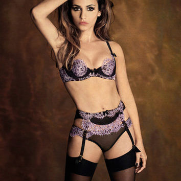 Verronika, Autumn Winter Campaign 2012: Agent Provocateur, the World's Sexiest Lingerie Brand