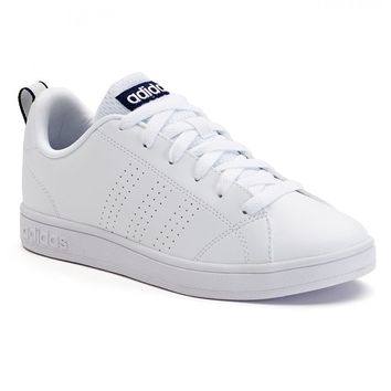 adidas Advantage Clean Women's Athletic Shoes (White)