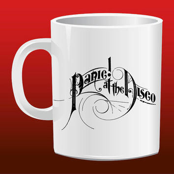 Panic At The Disco Logo for Mug Design