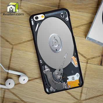 Hard Drive iPhone 6 case by Avallen