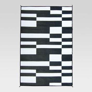 Block Stripe Outdoor Rug - Project 62™