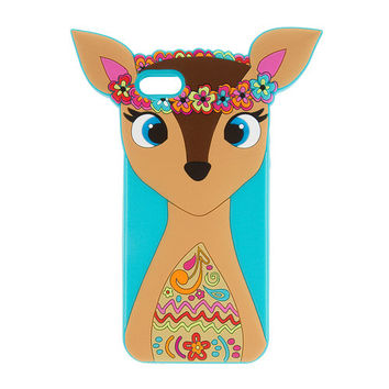 3D Silicone Festival Deer Cover for iPhone 5 and 5s