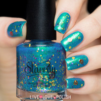 Starrily The Headless Horseman Nail Polish