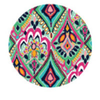 Tapestry Pop socket style Round Pop Phone Holder