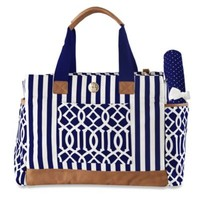 Mud Pie™ Bigger Bundle Diaper Bag in Navy
