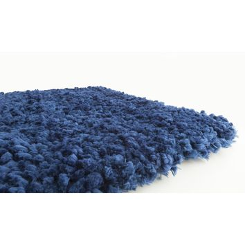 "CP Nuvola Absorbent 100% Cotton Bath Rug, Washable, Bath Mat, 35.4"" X 23.6"""