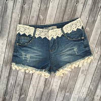 Sweet And Stylish Shorts