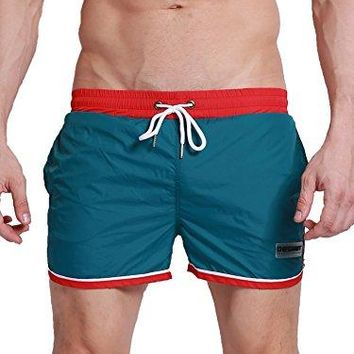 Neleus Athletic Shorts