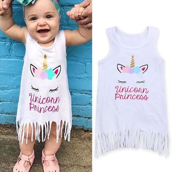 Bodysuits & One-pieces Spirited 2018 Hot Tassel Collar Romper Baby Girls Boy Cute Toddler Cotton Jumpsuit Playsuit Outfits