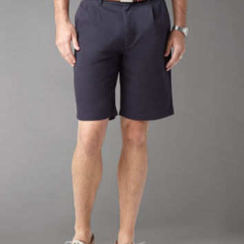 Dockers The Perfect Short, Pleated - Blue - Men's