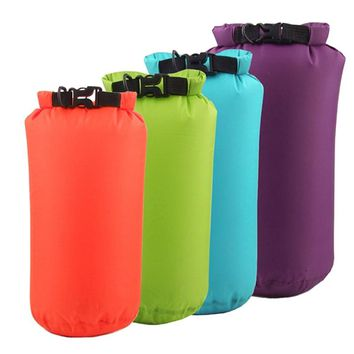 Outdoor Waterproof Dry Sack Bag Travel Camping Climbing Hiking Canoe Inflatable Boat Accessory