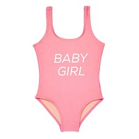 BABY GIRL One Piece