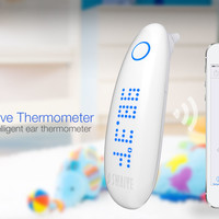 Swaive Thermometer is the world's most intelligent ear infrared thermometer | Swaive Corporation
