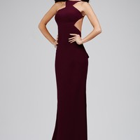 Red Fitted Sheath Dress 22696 - Prom Dresses