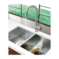 Vigo Gramercy Single Handle Pull-Down Kitchen Faucet