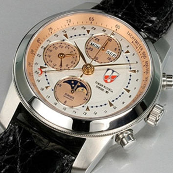 Towson Moon Phase Chronograph Mission MM 250-CS Watch