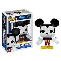 Mickey Mouse Disney Pop! Vinyl Figure - Funko - Mickey Mouse - Pop! Vinyl Figures at Entertainment Earth