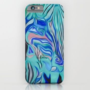 Nicce iPhone & iPod Case by violajohnsonriley