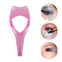 1 pcs Makeup Tools & Accessories 3 IN 1 Cosmetic Mascara Applicator Guide Eyelash Comb Beauty Tools