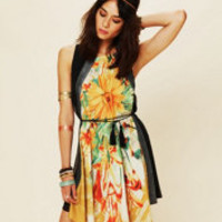 Free People FP New Romantics Cirque Trapeze Dress at Free People Clothing Boutique
