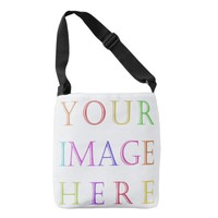 Design Your Own All-Over-Print Cross Body Bag