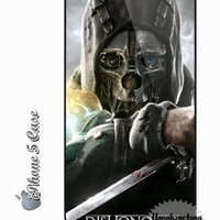 Fantastic iPhone 5 Case Dishonored Video Game