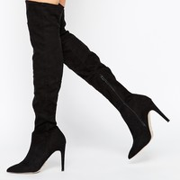 Lipsy Karen Over The Knee Boots