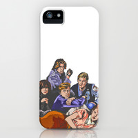 The Breakfast Club iPhone & iPod Case by Heidi Banford