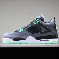 "Duangstyle - Air Jordan 4 ""Green Glow"""