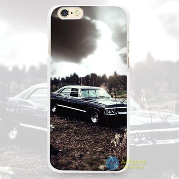 Supernatural's 1967 Chevy Impala Phone Case For iPhone 7 7Plus 6 6s Plus 5 5s SE
