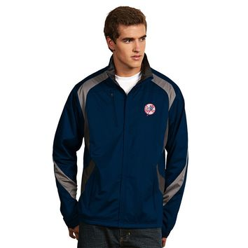 Antigua New York Yankees Tempest Desert Dry Xtra-Lite Performance Jacket