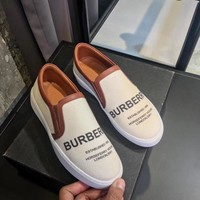 Burberry Fashion Casual Running Sport Shoes Sneakers Slipper Sandals High Heels Shoes