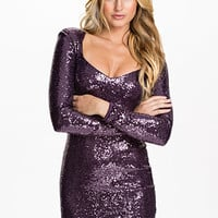 COMMANDER SEQUIN DRESS